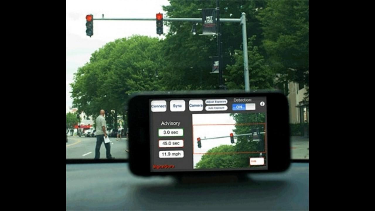 Nova tecnologia: Smartphone poderá ser usado para economizar combustível