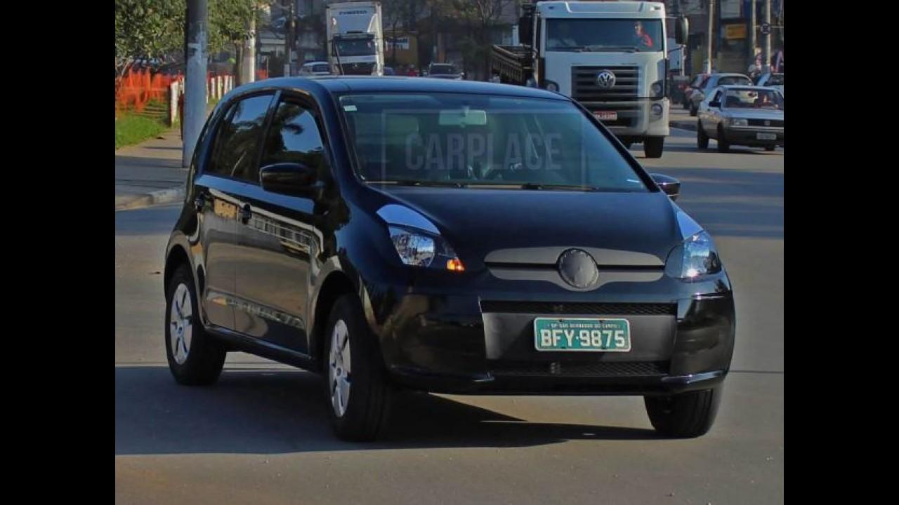 Com câmbio i-motion, VW Up! será o primeiro popular automatizado no Brasil