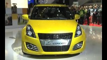 VÍDEO: Suzuki Swift S Concept no Salão de Genebra