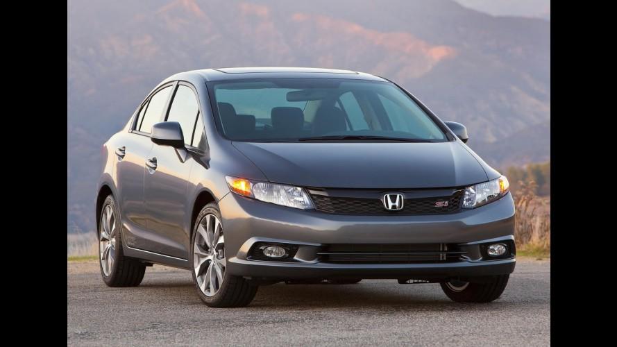CANADÁ, outubro: Conheça as marcas e modelos mais vendidos; Civic é destaque