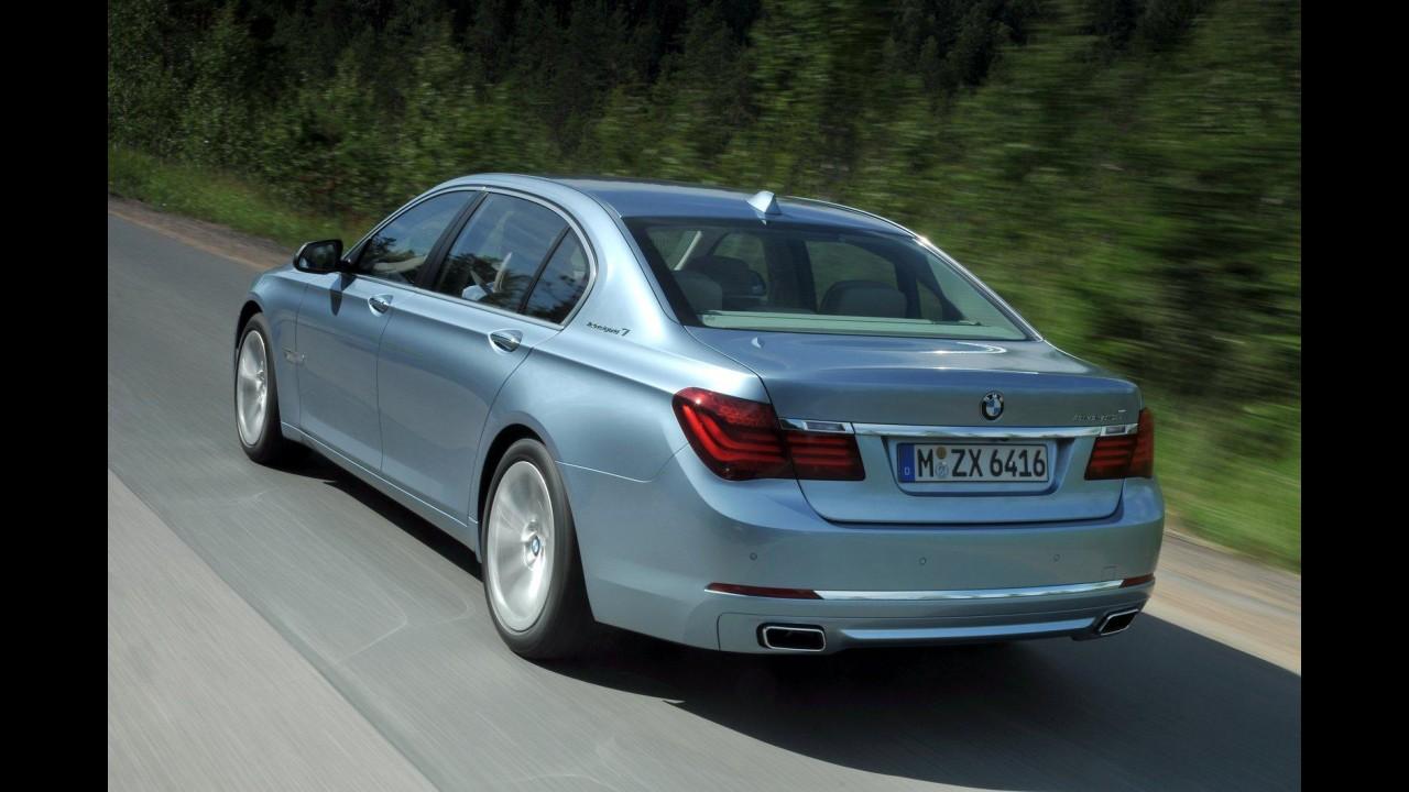 BMW ActiveHybrid 7 2013 custará a partir de 84.895 dólares nos Estados Unidos