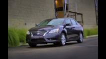 Nissan Sentra 2013 chega ao México: Preço inicial equivale a R$ 34.620