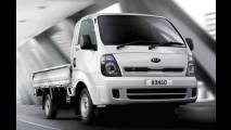 Kia Bongo (K2500) recebe novidades visuais e mecânicas - Preço inicial é de R$ 67,9 mil