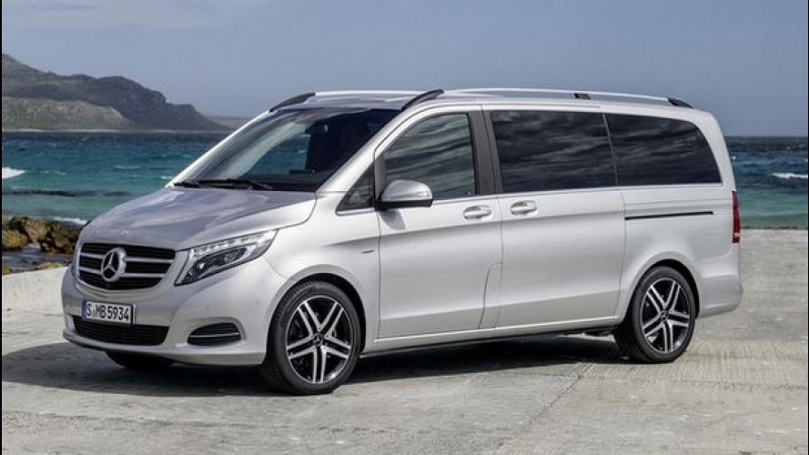 Mercedes Classe V 2015 é revelada na Europa e agrega luxo - veja galeria