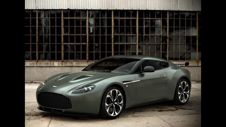 Aston Martin V12 Zagato será apresentado oficialmente no Kuwait