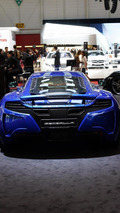 Gemballa GT based on McLaren MP4-12C live in Geneva 06.03.2012