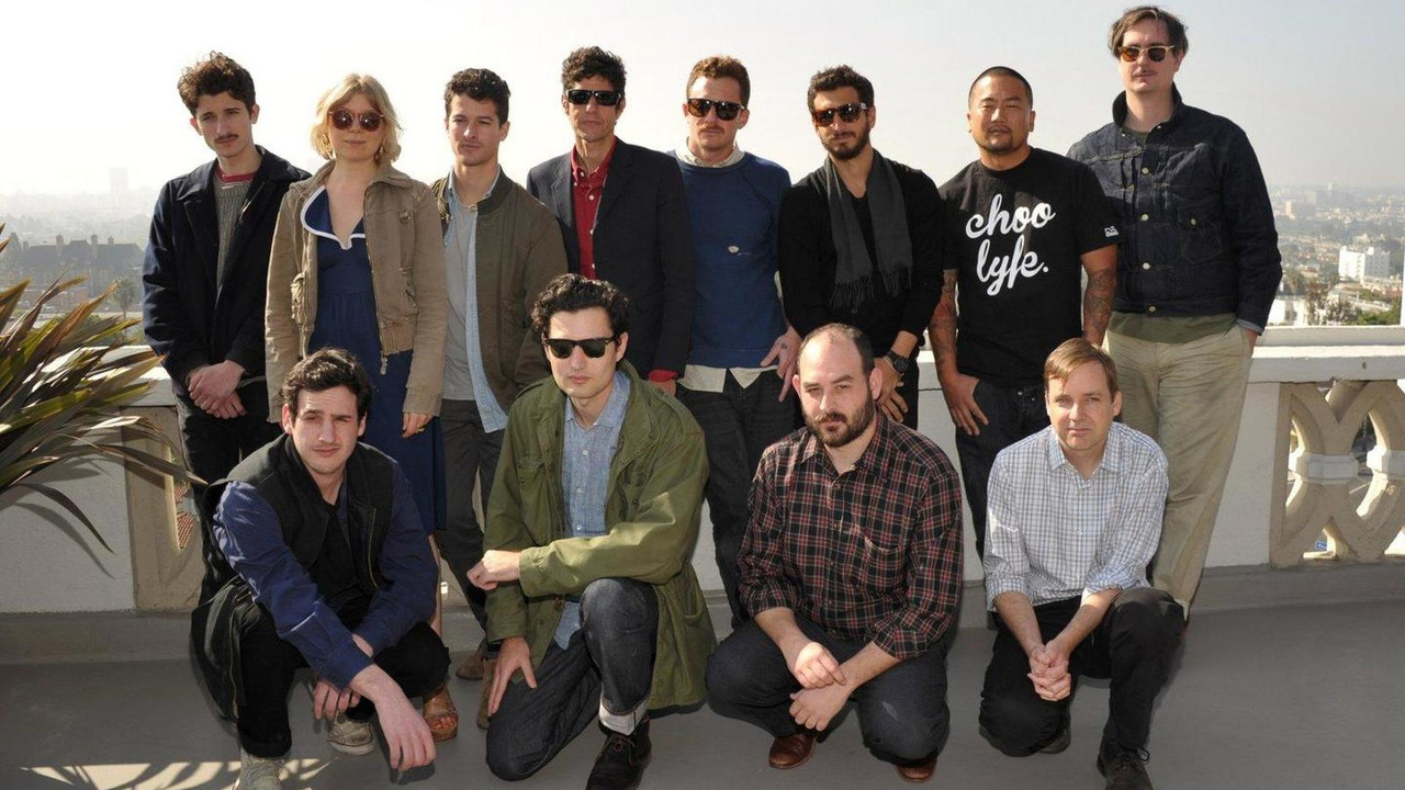 Mike D presents the artists of Transmission LA: AV Club 16.03.2012