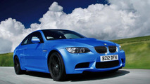 2012 BMW M3 Limited Edition 500 for UK 01.03.2012