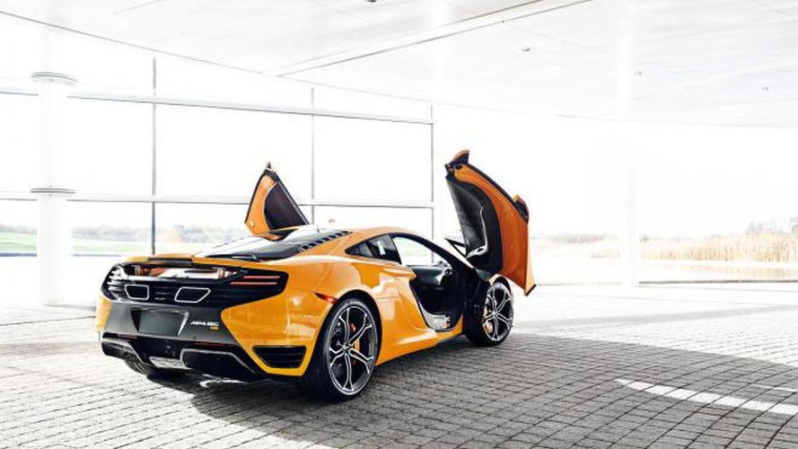 Honda-powered McLaren to rival Porsche 911 ?