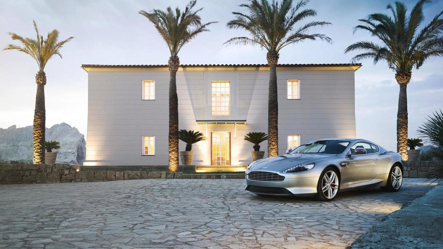 Aston Martin DB9 fin de carrière 2016
