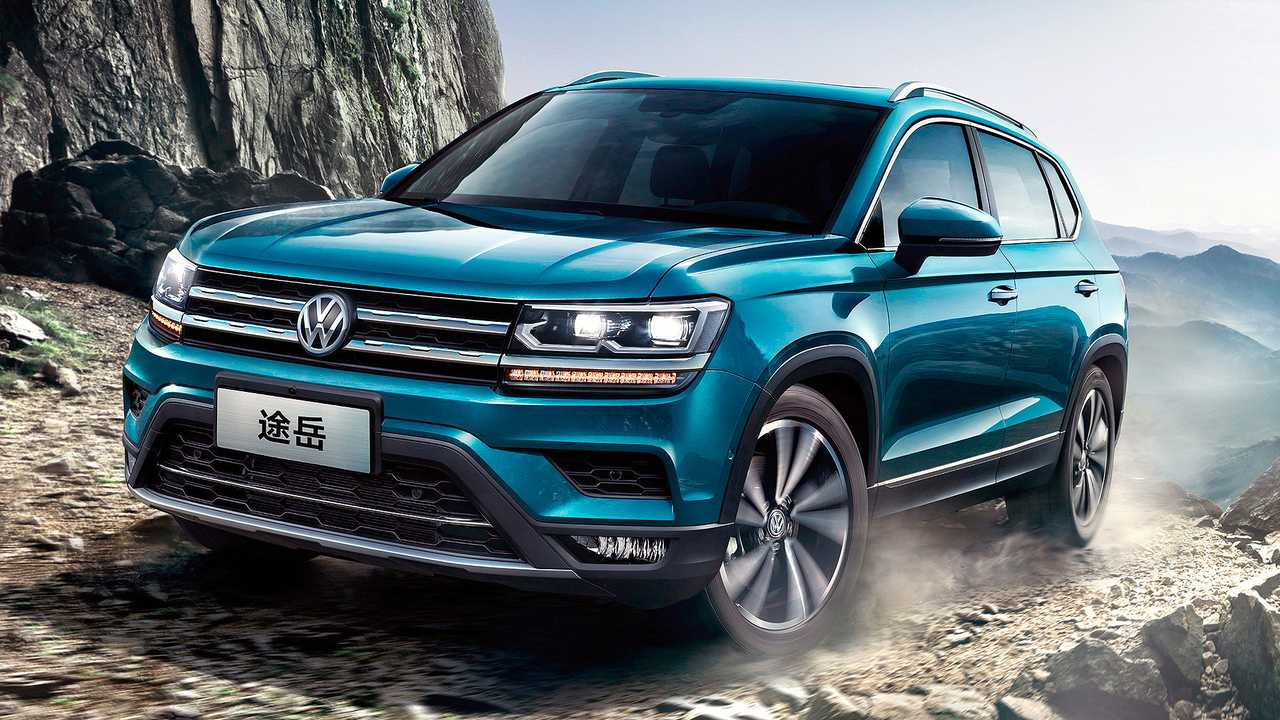 Top 10 VW Auslandsmodelle: VW Tharu