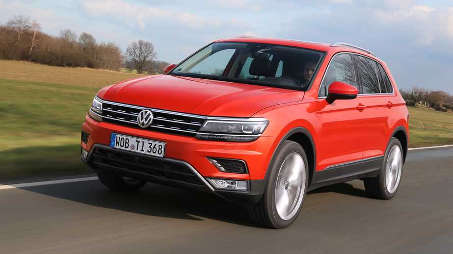 VW Tiguan und Arteon bekommen Plug-in-Hybridversionen