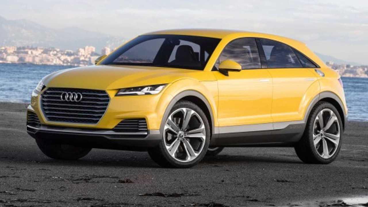 Audi TT, seconda vita come SUV elettrico