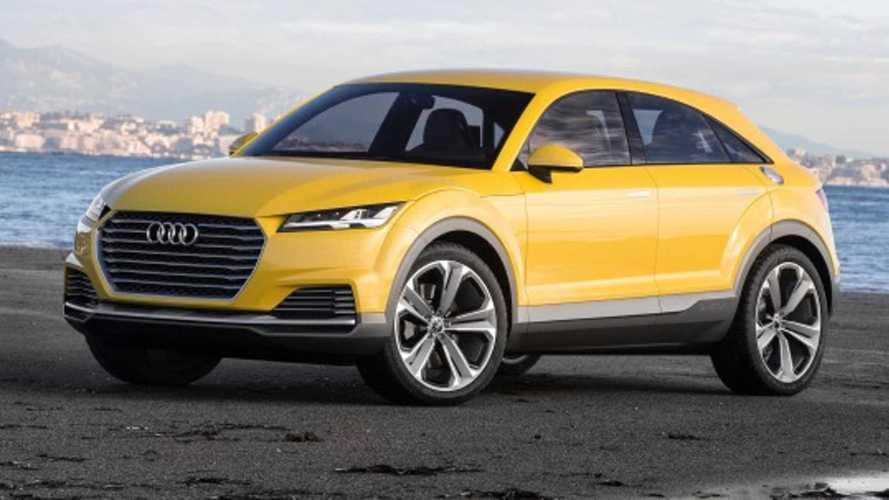 Audi TT, seconda vita come SUV elettrico?