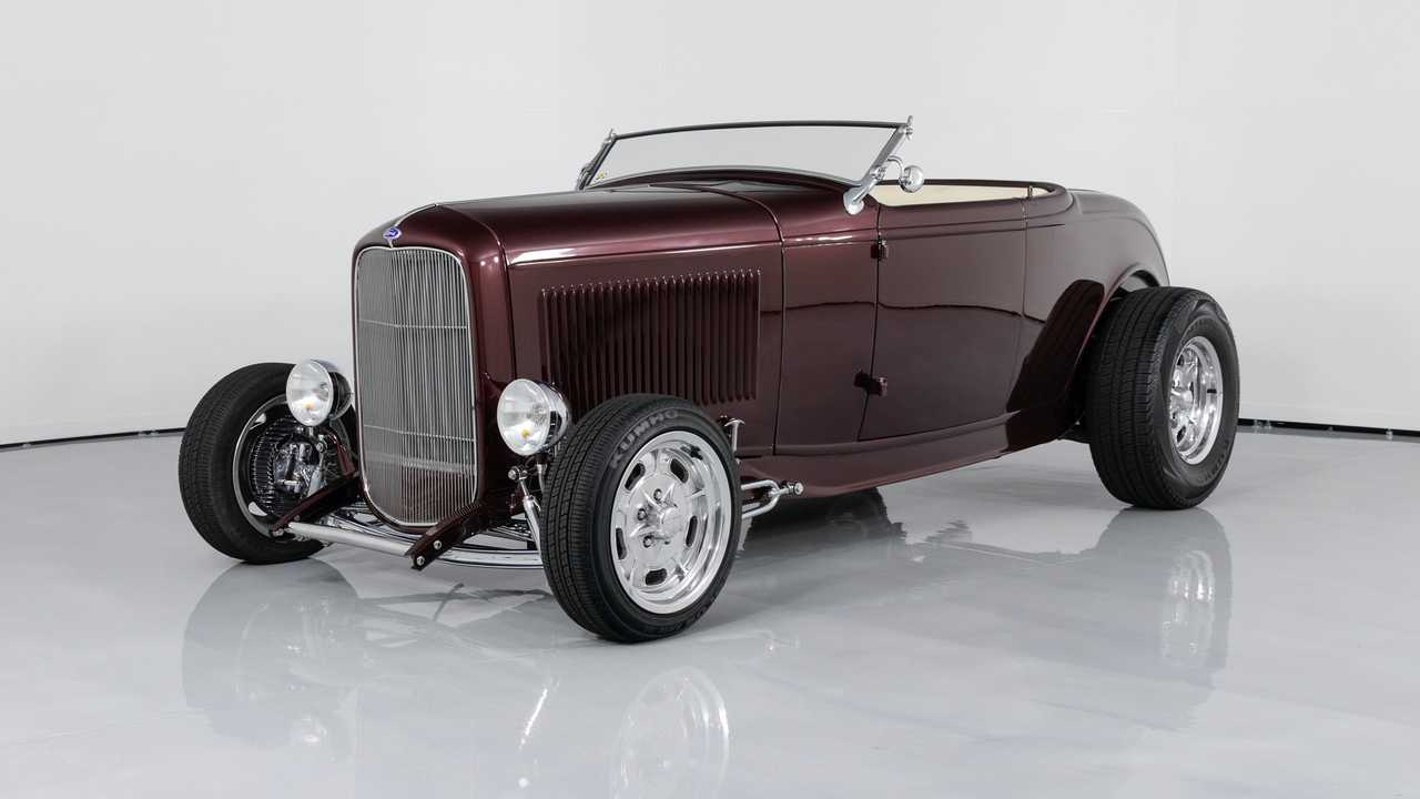 Steel-Bodied Deuce Hi-Boy Roadster Can Be Yours For $70k