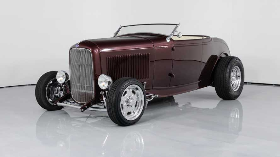 Steel-Bodied Deuce Highboy Roadster Can Be Yours For $70K