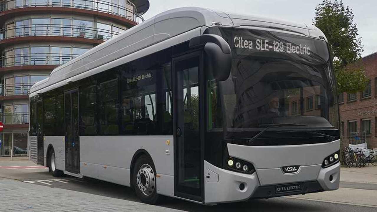 VDL Citea SLE-129 Electric