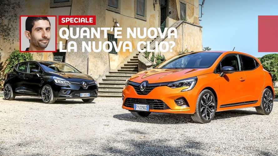Renault Clio, la prova del nuovo modello