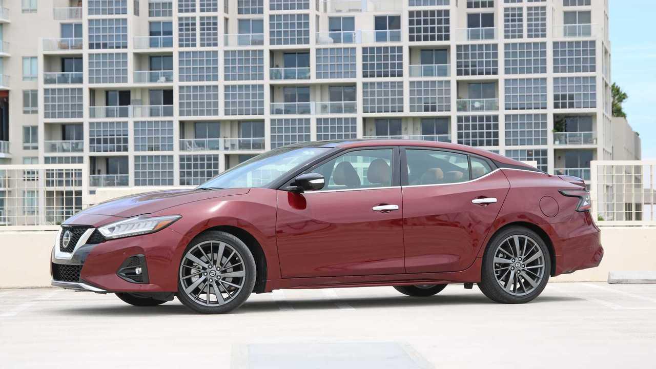 2019 Nissan Maxima Platinum Reserve Drive Notes More Like Minima
