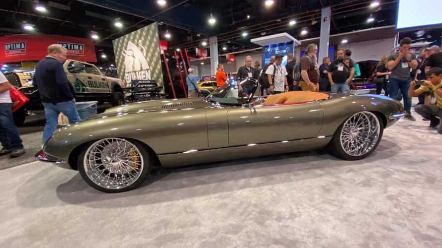 Chip Foose Restomods 1974 Jaguar E-Type