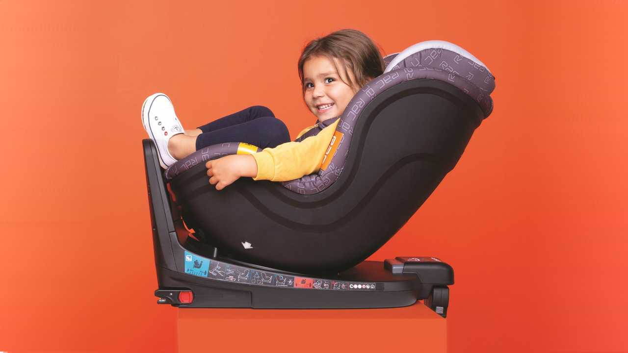 RAC Cosatto child car seat