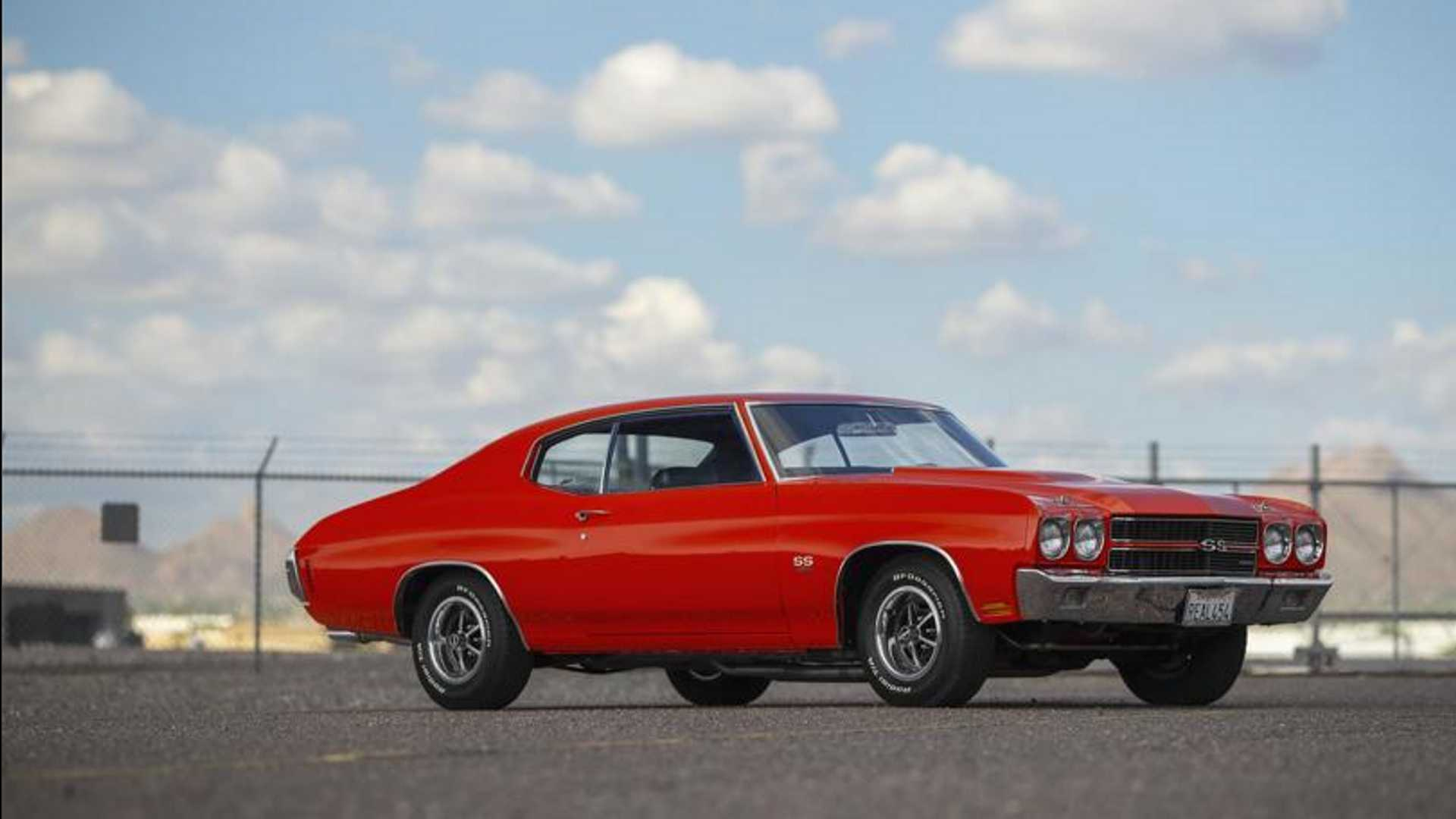 "[""Garage This Rare 1970 Chevy Chevelle Coupe""]"