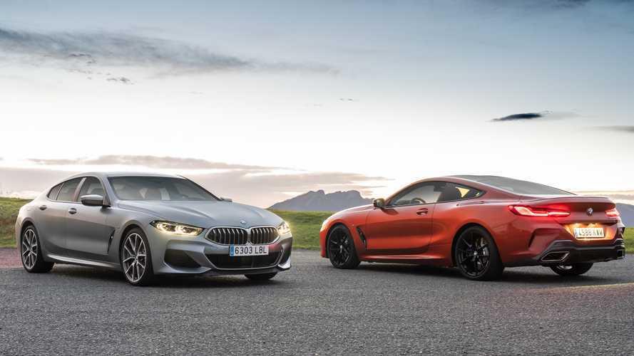BMW Serie 8 Gran Coupé 2019, cuerpo de berlina con alma deportiva