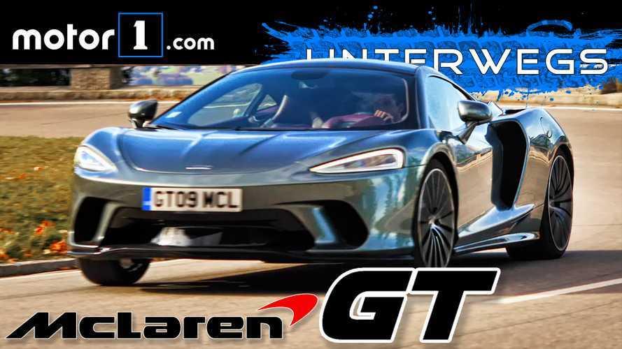 Video: McLaren GT im Test - 620 PS für 200.000 Euro