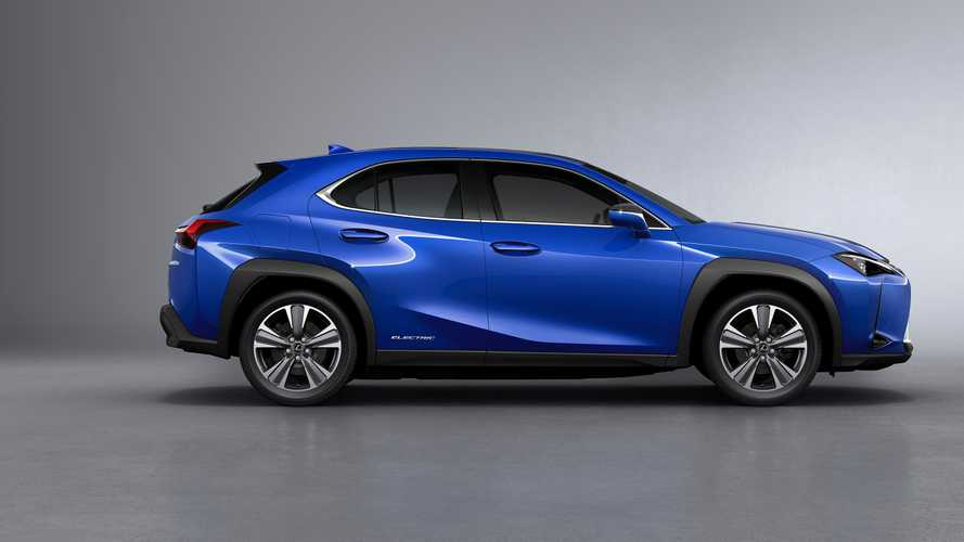 Toyota/Lexus Introduce Three New BEVs In China