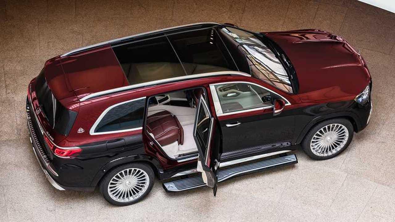 Mercedes-Maybach GLS 600, super ammiraglia in formato SUV