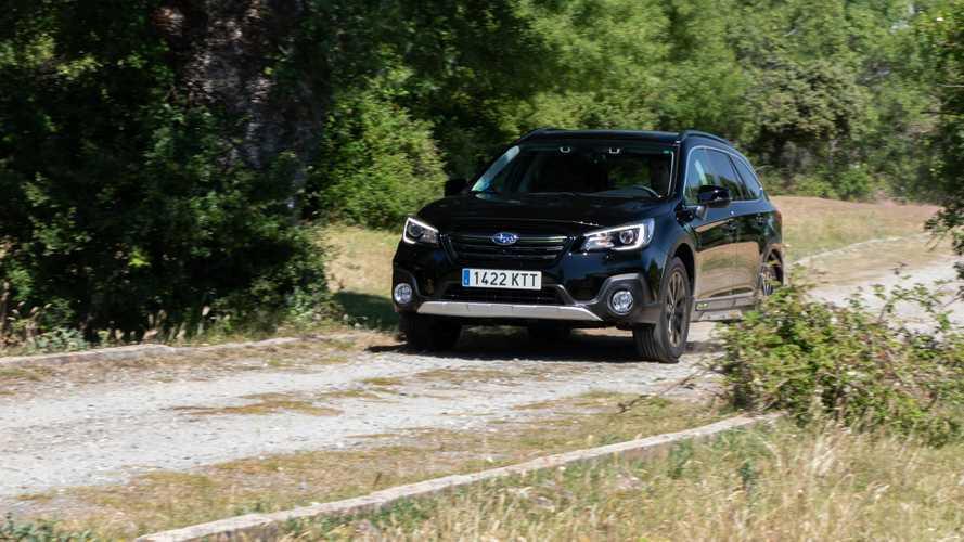 Prueba Subaru Outback 2.5i CVT GLP Black Edition, ecología bifuel