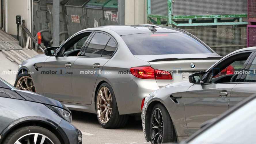BMW M5 CS 2020: la versión más caliente, al descubierto