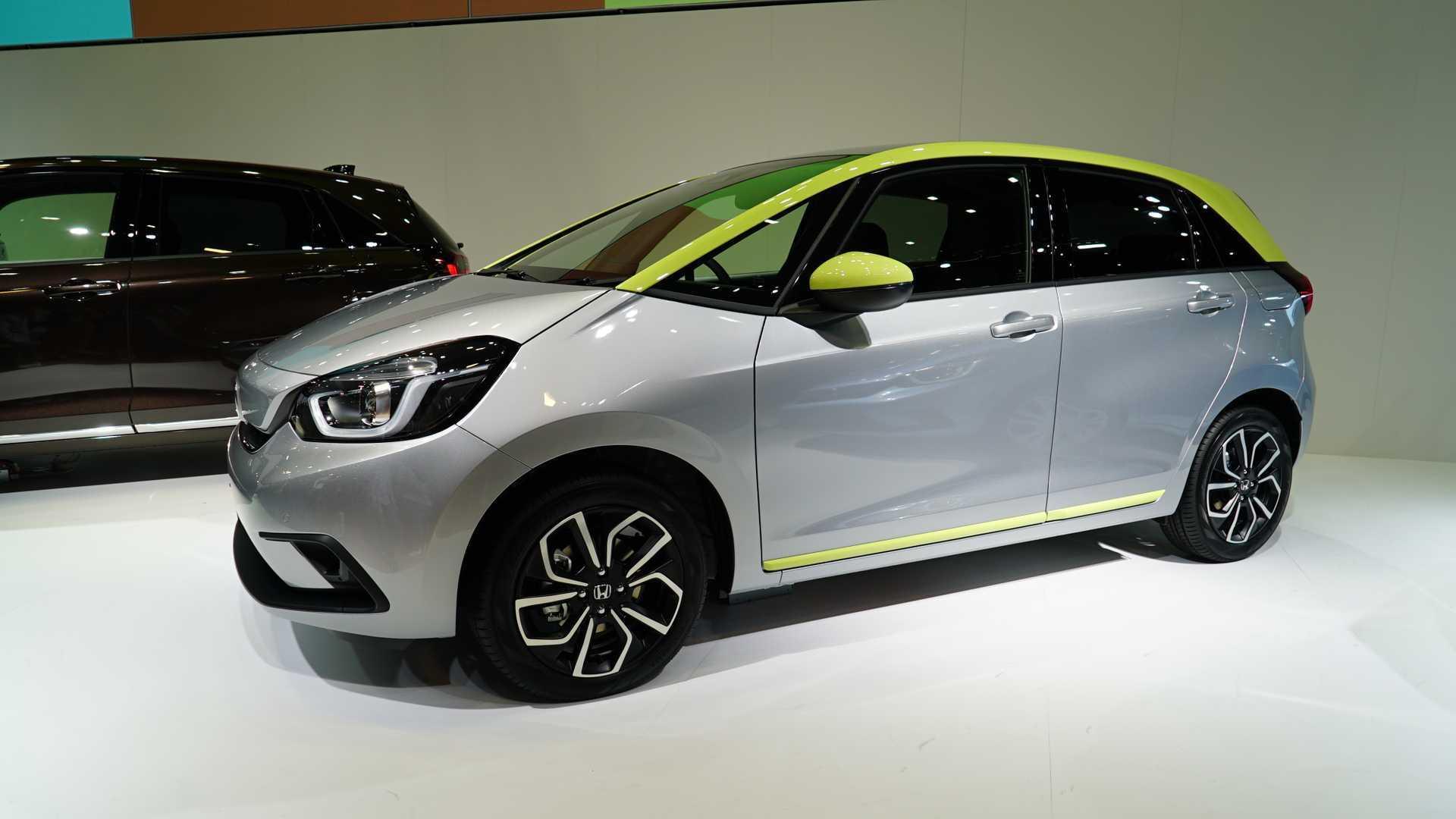 2020 Honda Fit Spesification