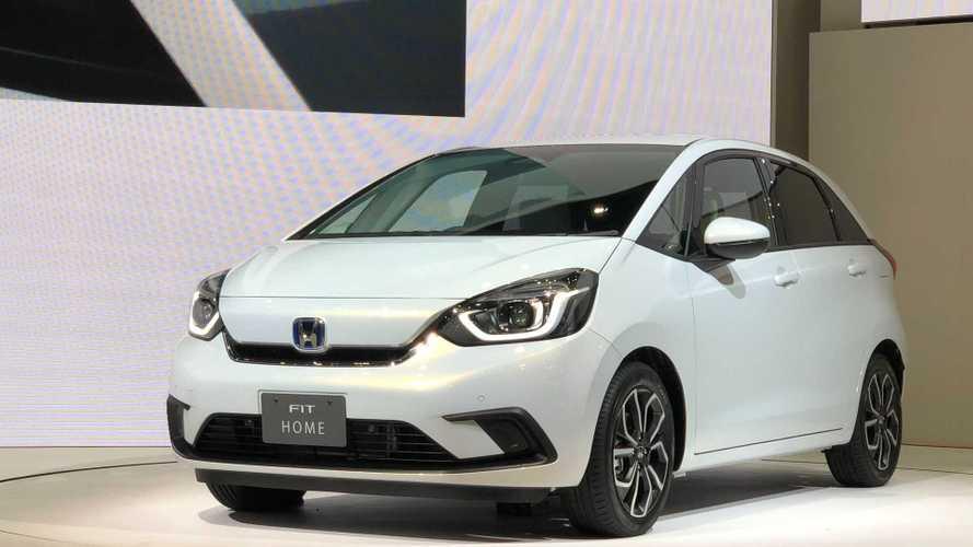 Novo Honda Fit 2020 é revelado no Japão com versão híbrida; veja fotos