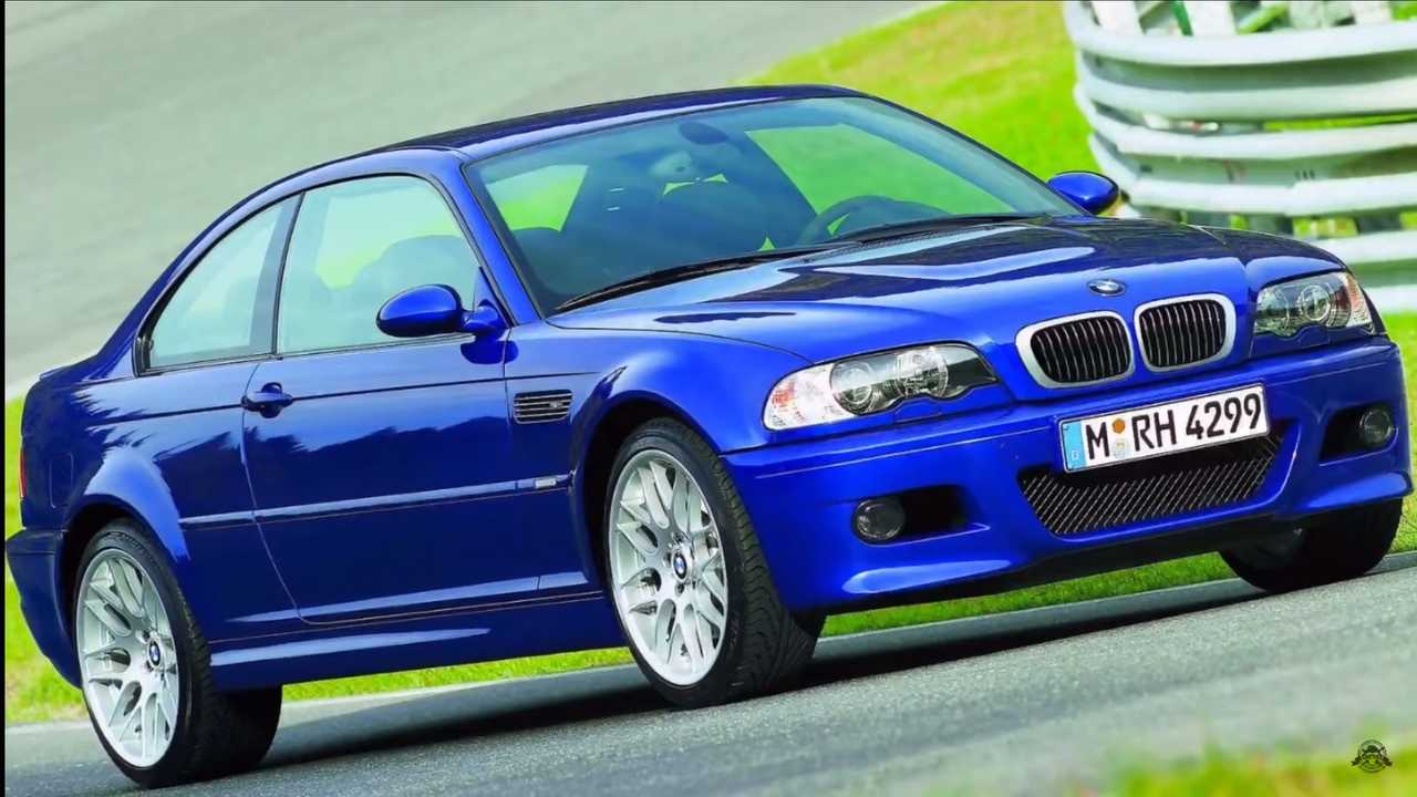 bmw-m3-e46​-redessine​e