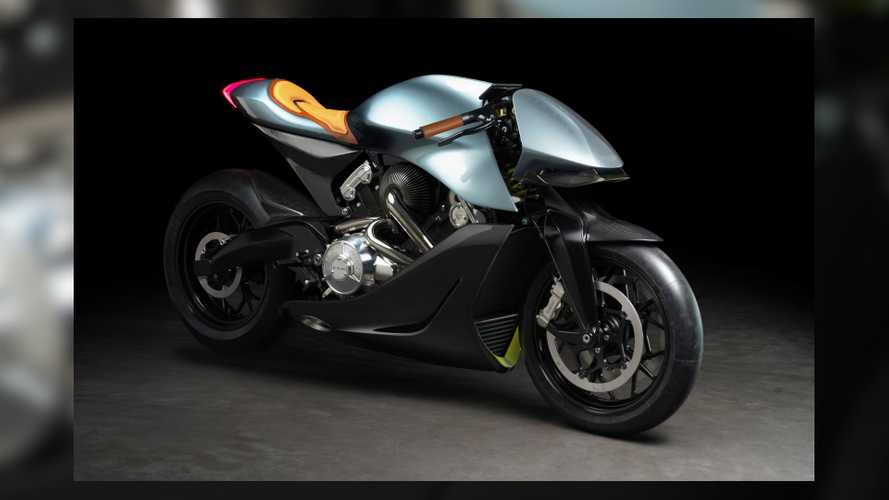 Вот как выглядит мотоцикл за 7,6 миллионов рублей
