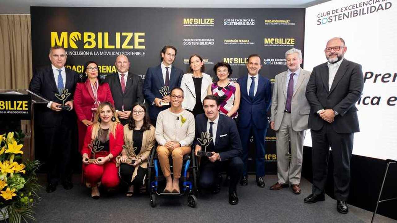 VII Premios Renault a la Mejor Práctica  en Movilidad Sostenible