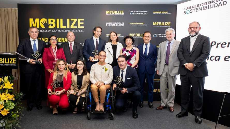 Renault celebra los VII Premios de Movilidad Sostenible 2019