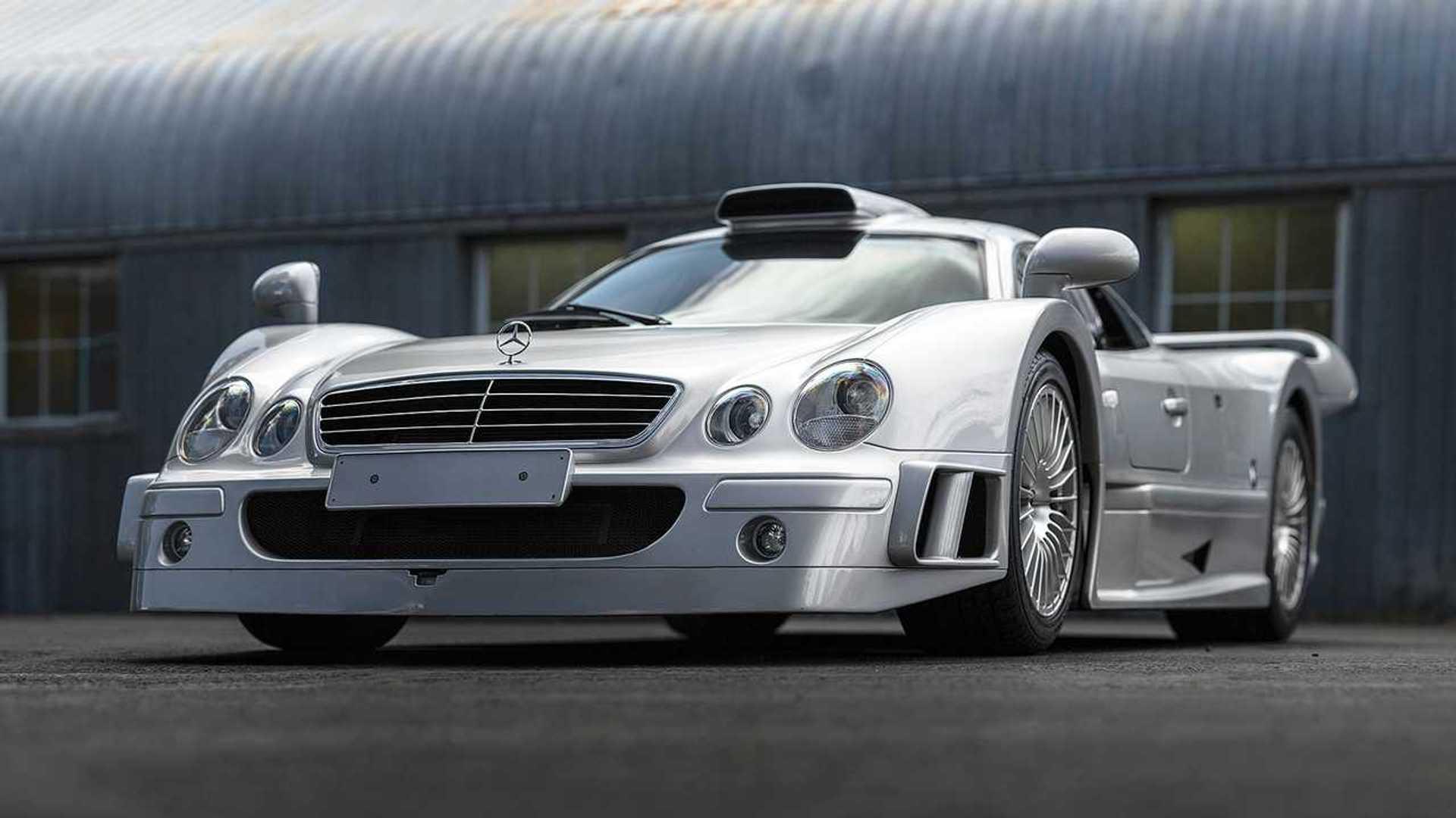 DIAPORAMA - Les 10 Mercedes-Benz les plus chères de l'histoire