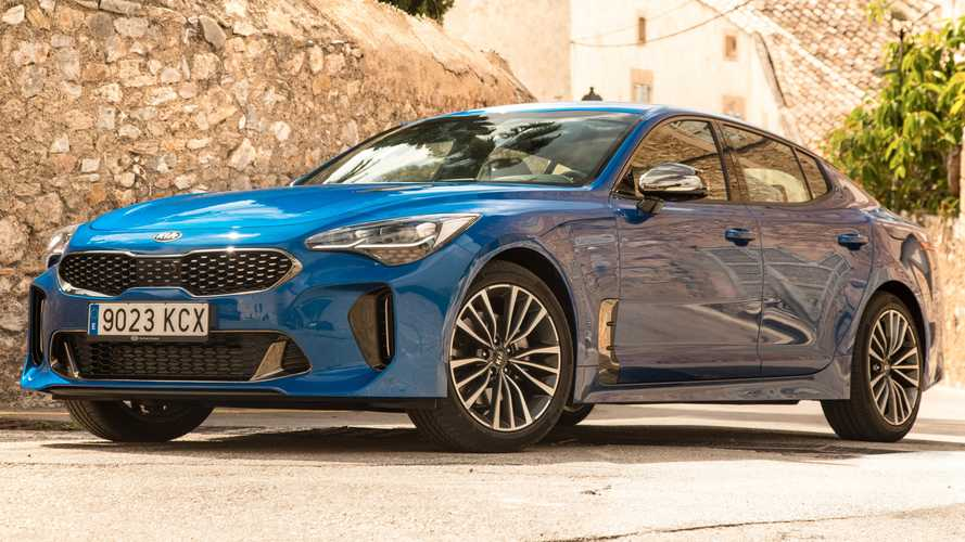 2020 Kia Stinger GT-Line Coming With Sporty Looks For $34,085