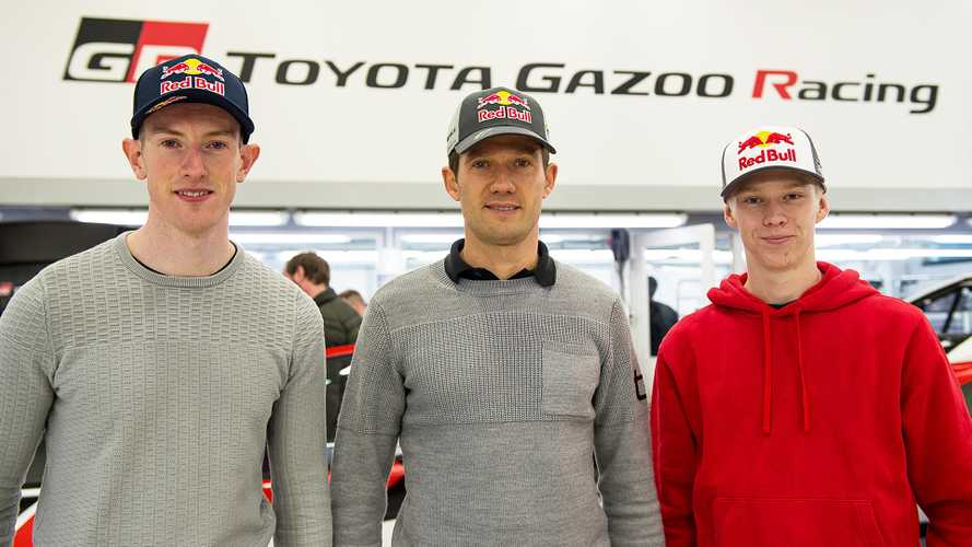 WRC, Ogier: