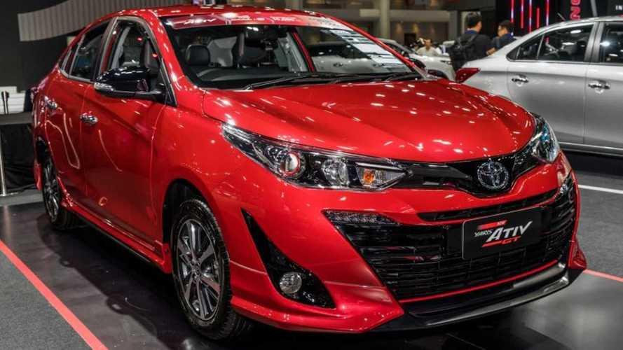 Toyota Yaris ganha novo motor 1.2 capaz de 23,3 km/litro na Tailândia