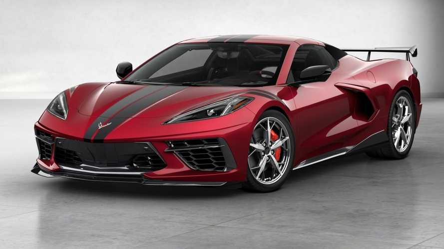 2020 Chevy Corvette Stingray Convertible most expensive ...