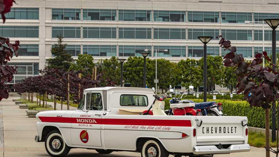 Honda построила для SEMA… пикап Chevrolet
