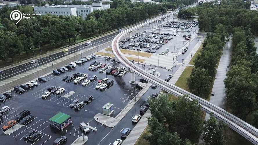 Москва подвела итоги 7-летней работы платных парковок