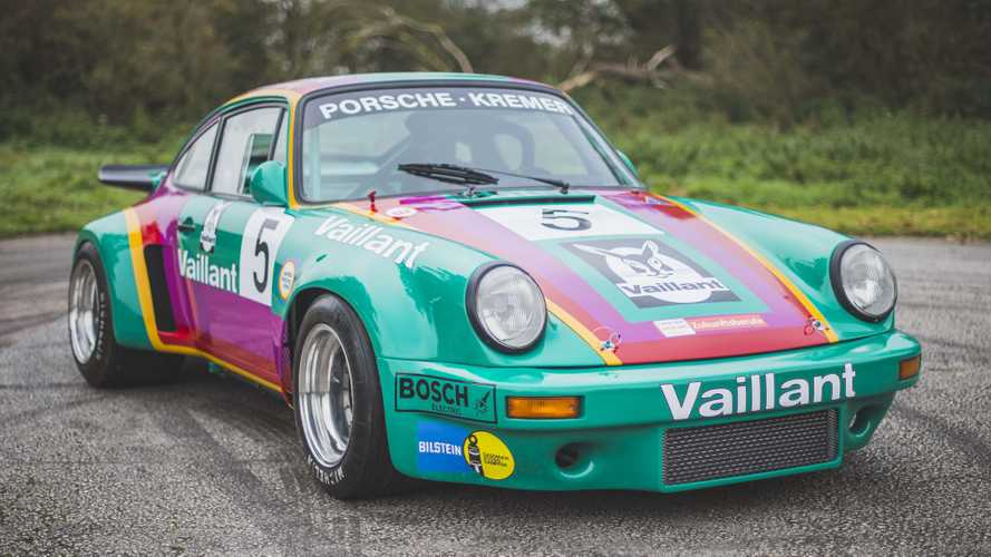 Buy a million pound Porsche 911 RSR for a tenth the price