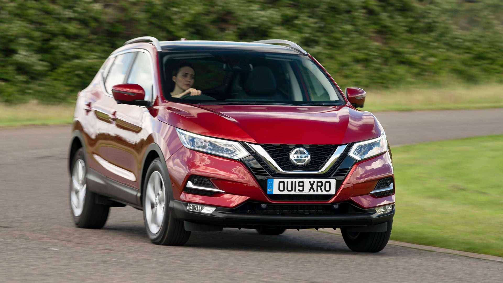 Next-gen Nissan Qashqai to get hybrid versions