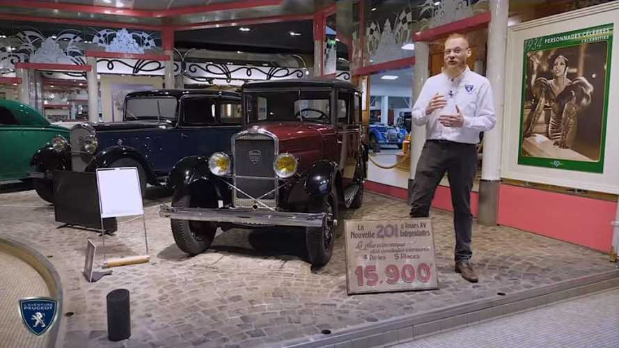 VIDÉO - La numérotation Peugeot enfin expliquée