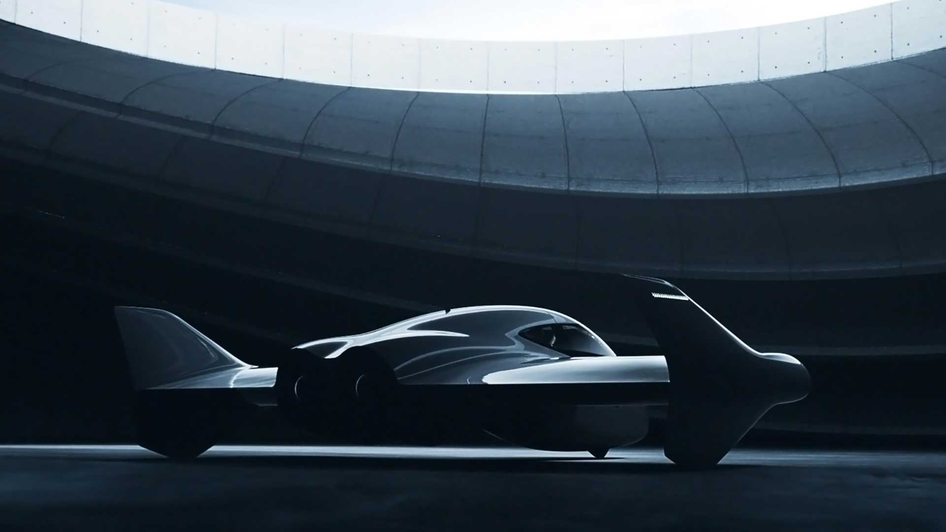 Porsche flying car could happen with help from Boeing