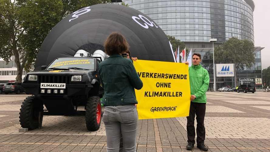Greenpeace afirma que los SUV son una amenaza real para el clima